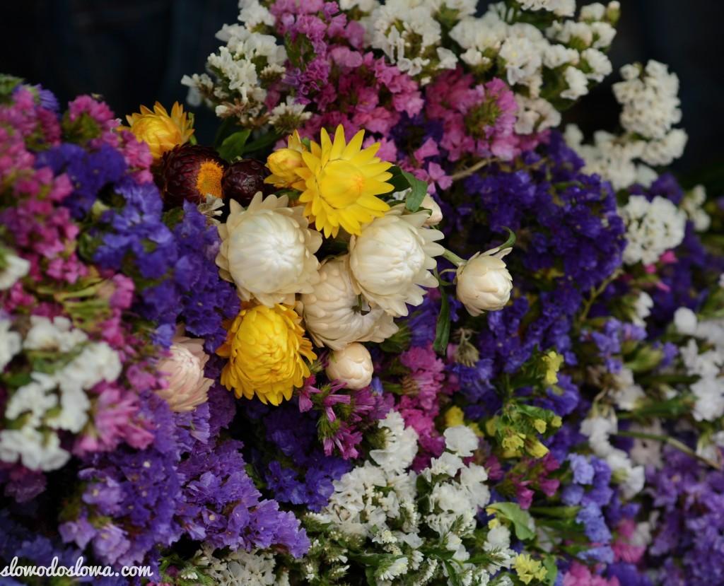 Morze kwiatów... na koniec lata.