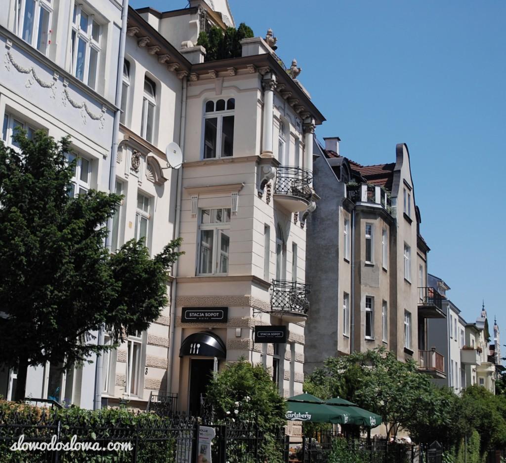 Oswajanie Sopotu, czyli... moja wizyta w Trójmieście