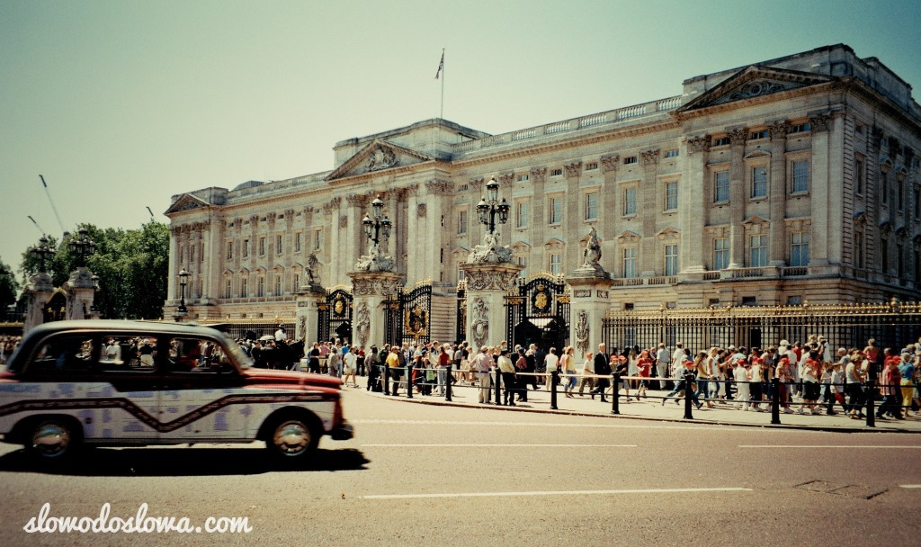 A Royal Welcome at Buckingham Palace