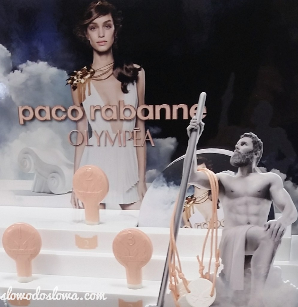 Olimpia od Paco Rabanne