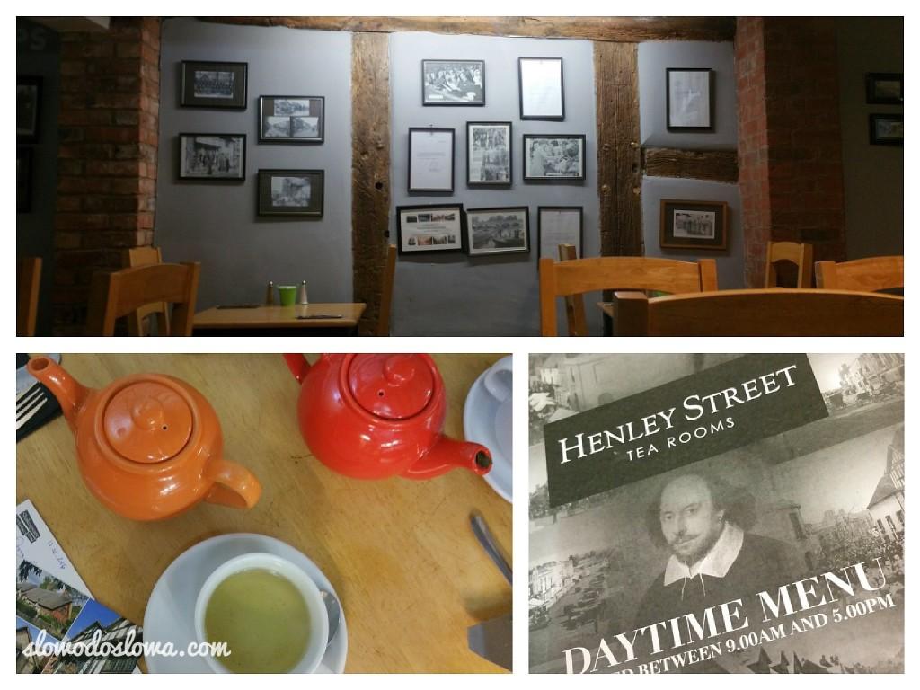 Tea Room, Henley Street, Stratford upon Avon