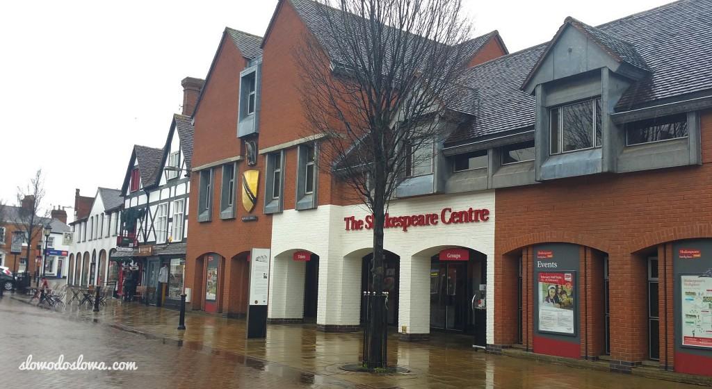 Shakespeare Centre, Stratford upon Avon