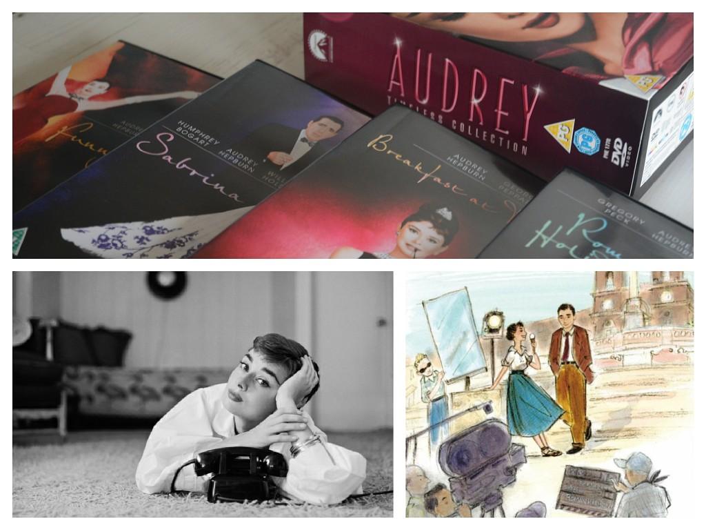 Aurdrey Hepburn DVD Collection