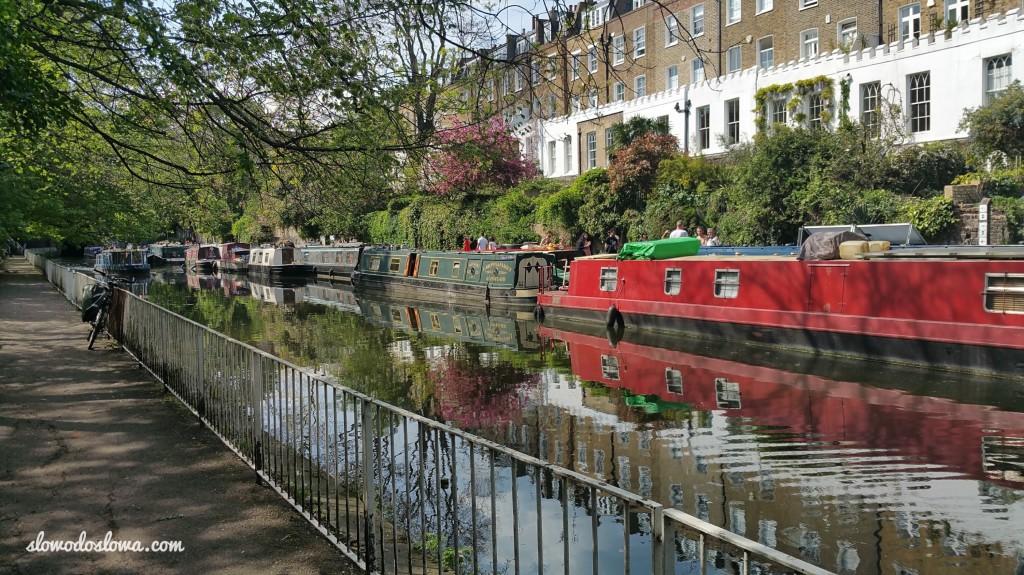 Regent's Canal, Londyn