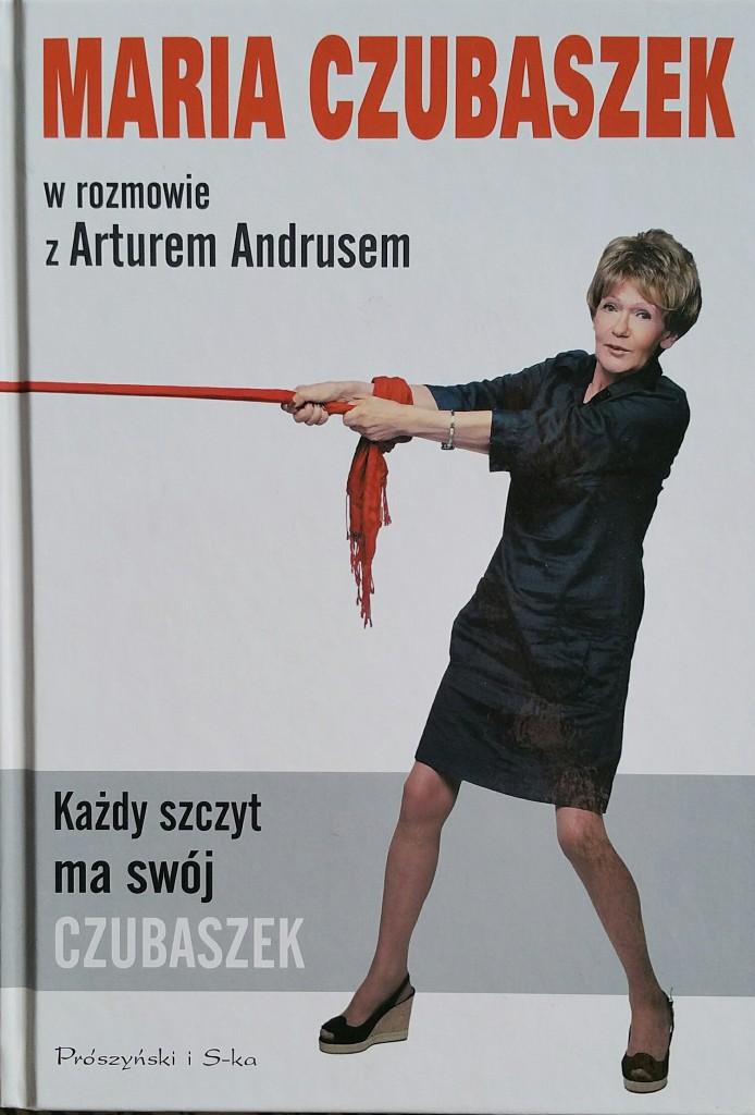 Maria Czubaszek, Artur Andrus,