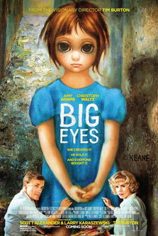 Wielkie oczy - Tim Burton