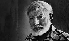 Słowo od... Ernesta Hemingway'a