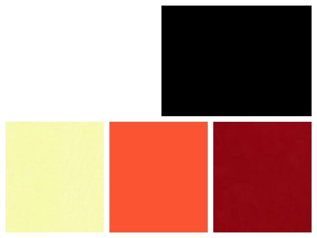 Co twój kolor mówi o tobie...