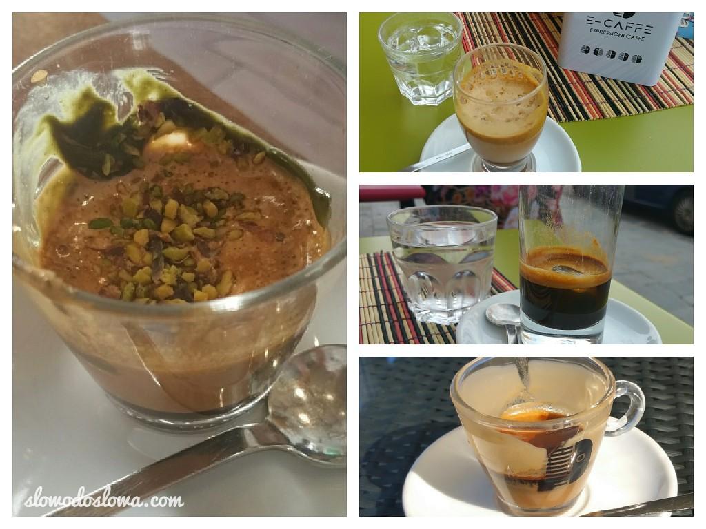 E-Cafe w Agropoli, Włochy - mistrzowska kawa