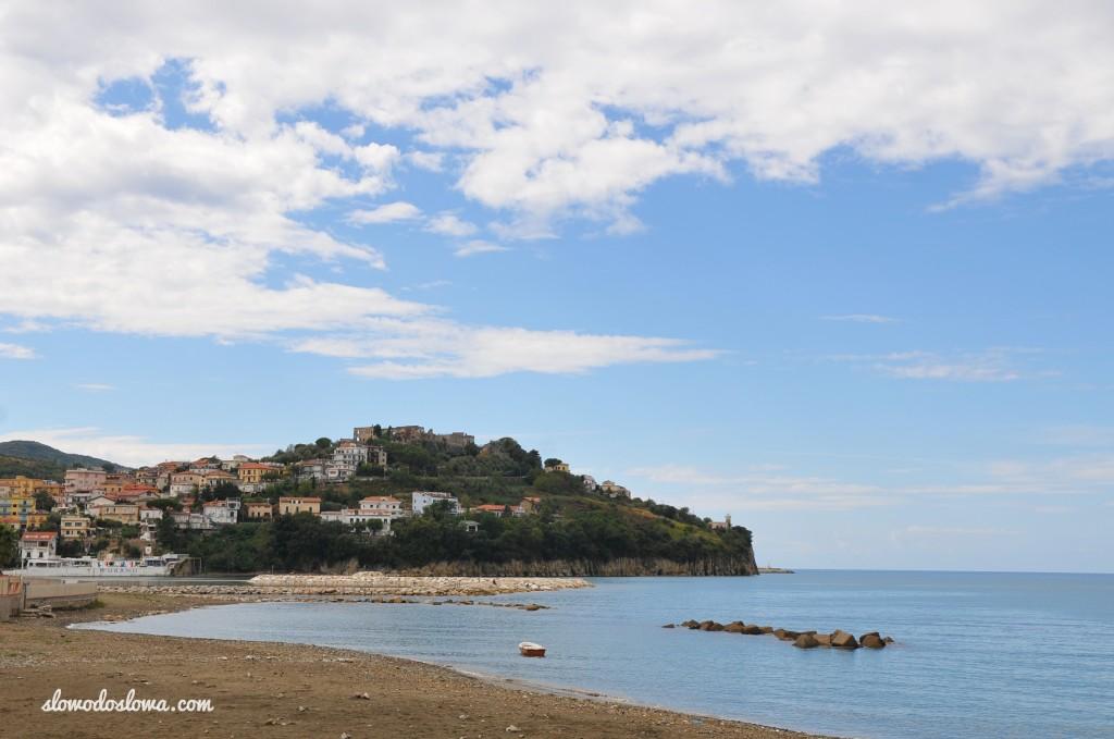 Lungomare San Marco, Agropoli, Włochy
