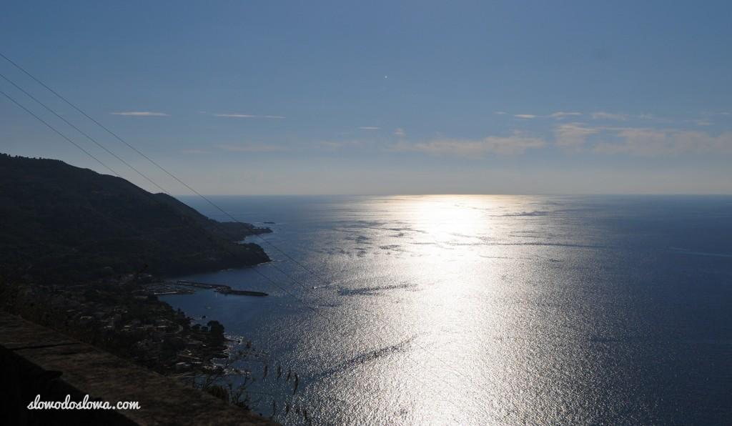 Morze Tyrreńskie, Castellabate, Włochy