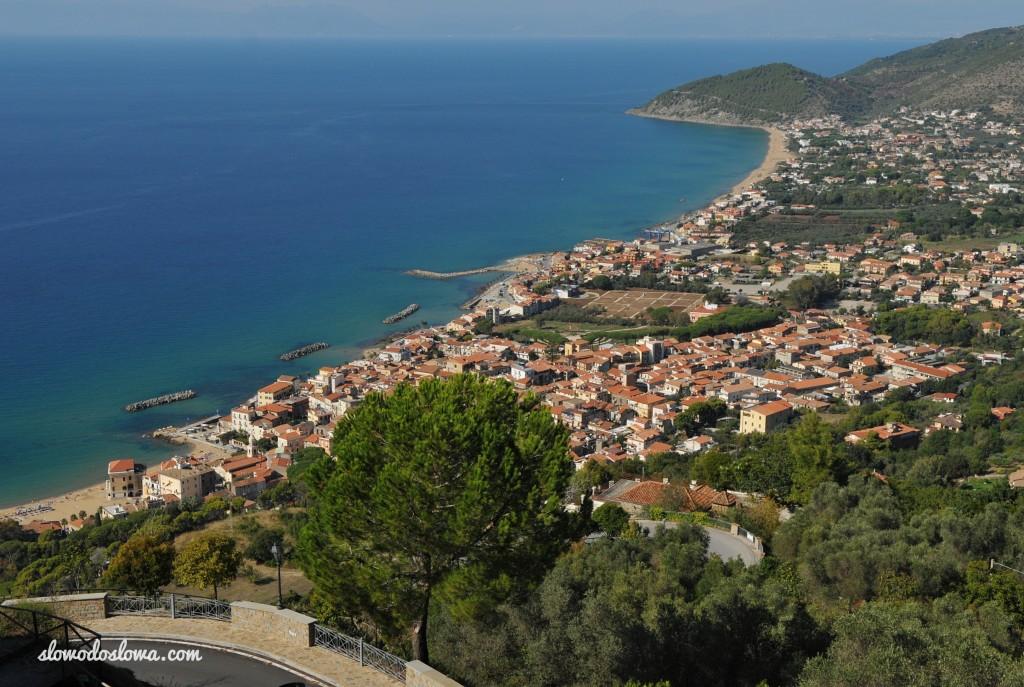 Castellabate nad Morzem Tyrreńskim, Włochy