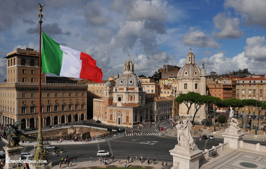 Plac Wenecki, Rzym