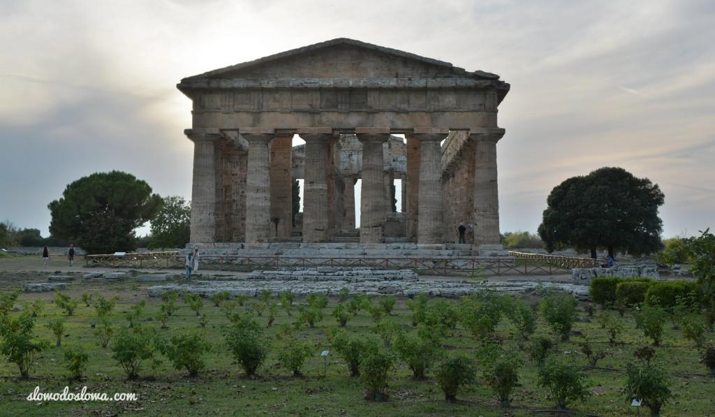 Paestum, Włochy