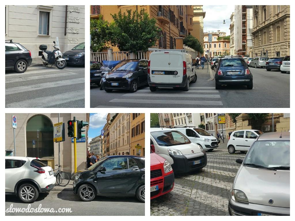 Parkowanie w Rzymie