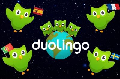 Duolingo - nauka języków obcych