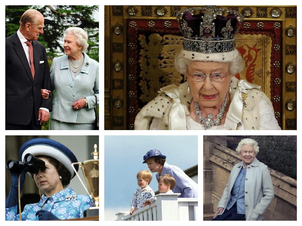Dzisiejsza Jubilatka - Elżbieta II
