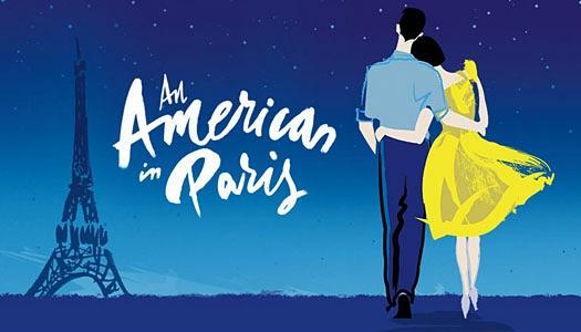 Amerykanin w Paryżu - musical w Londynie