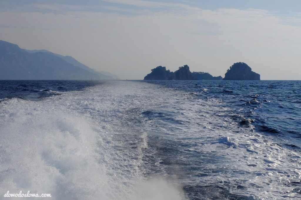Rajska wyspa... Capri