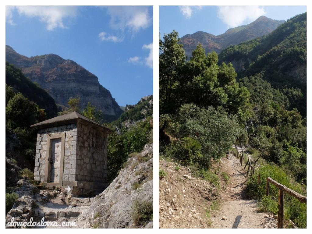 Dolina Ferriere, Kampania, Włochy