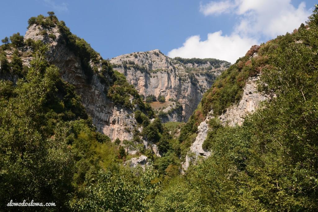 Schodami w górę, schodami w dół, czyli... urlop na Wybrzeżu Amalfi, cz. 3 - Dolina Ferriere