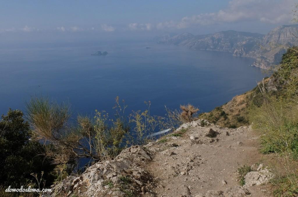 Ścieżka Bogów, Wybrzeże Amalfi, Włochy