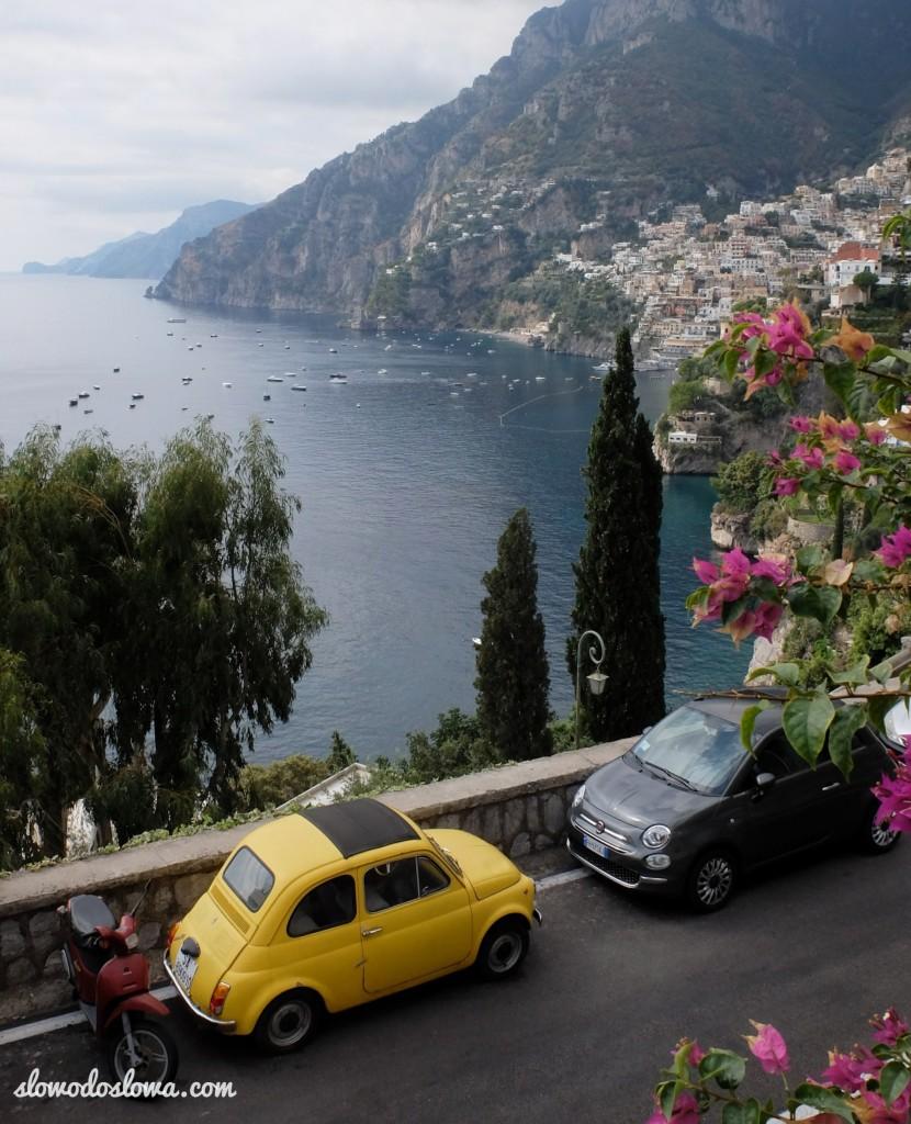 Schodami w górę, schodami w dół, czyli... urlop na Wybrzeżu Amalfi, cz. 5 - Positano