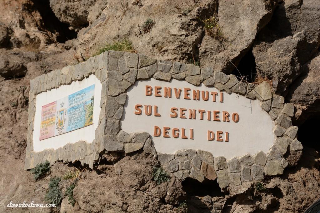 Schodami w górę, schodami w dół, czyli... urlop na Wybrzeżu Amalfi, cz. 4 -