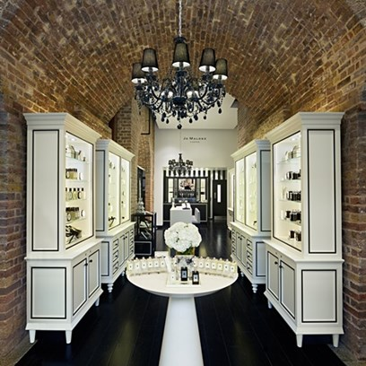 Jo Malone, St. Pancras, London