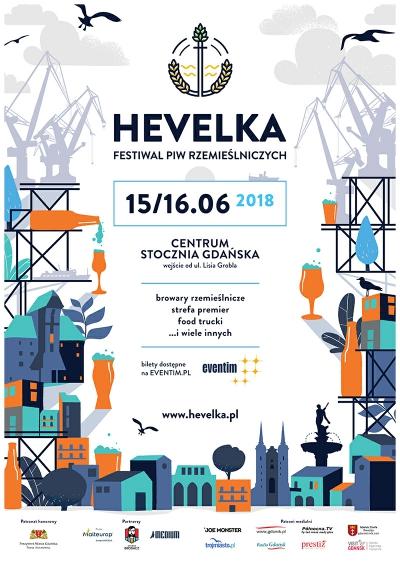 hevelka - Festiwal Piw Rzemieślniczych, Gdańsk