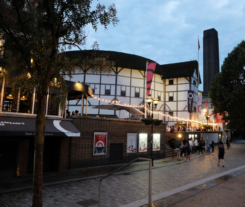The Globe, Teatr szekspirowski w Londynie