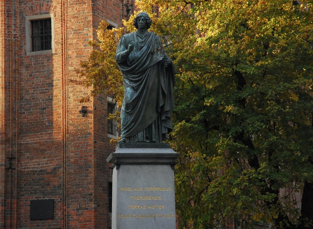Mikołaj Kopernik w Toruniu