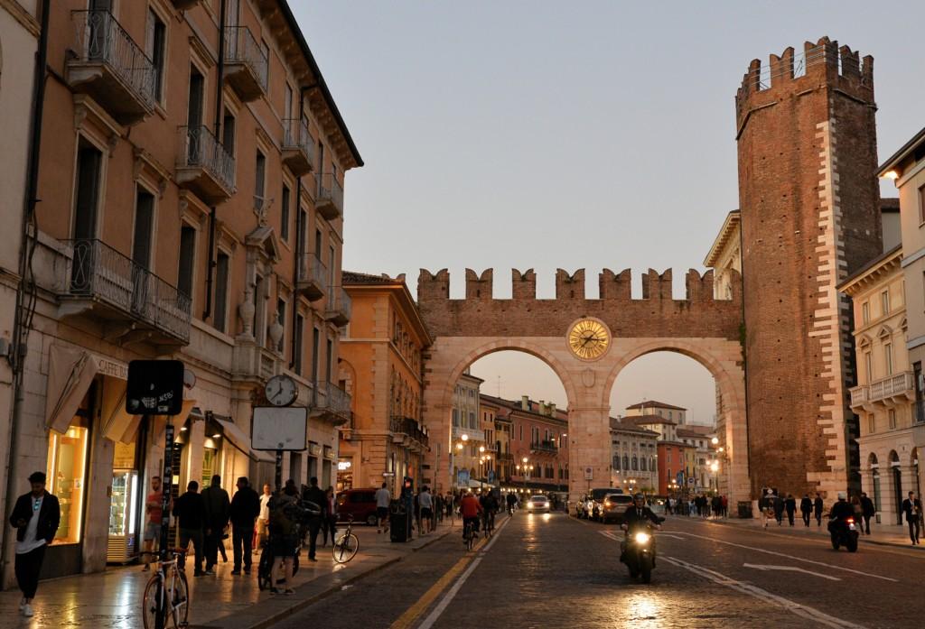 Brama do miasta Werona
