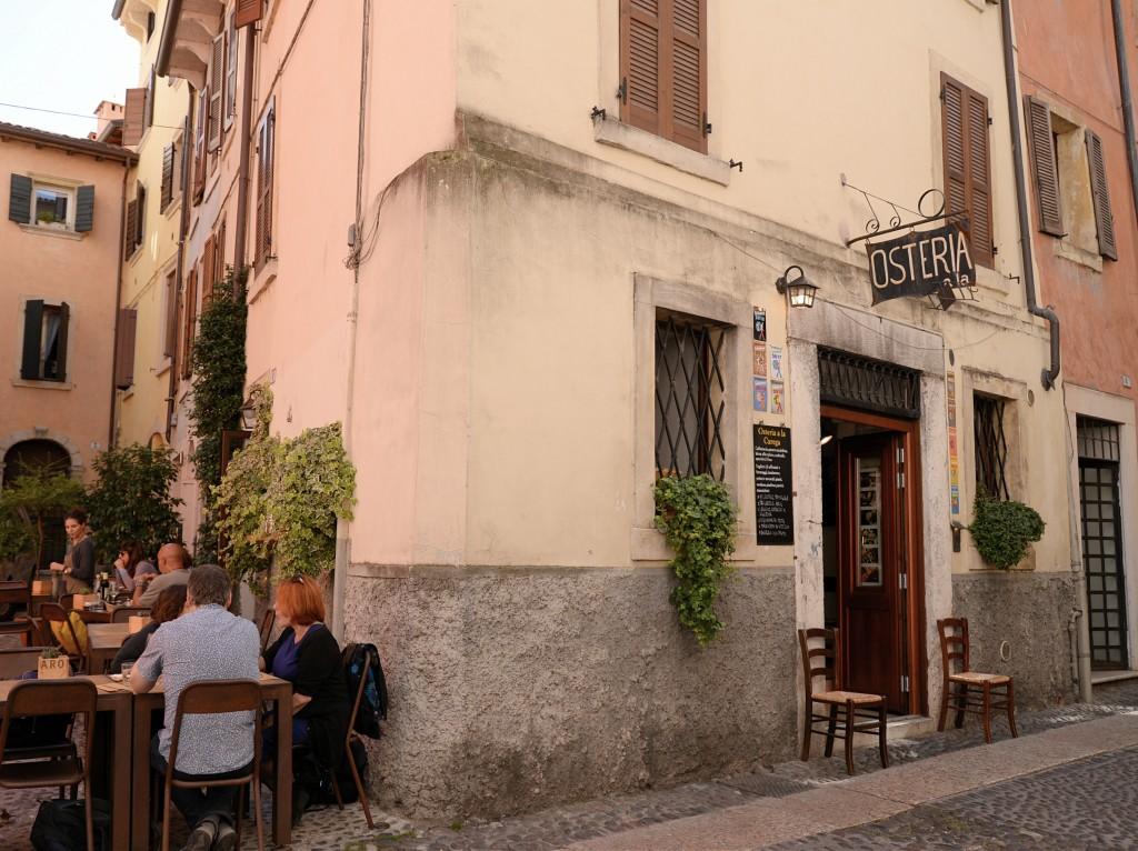 Osteria w Weronie