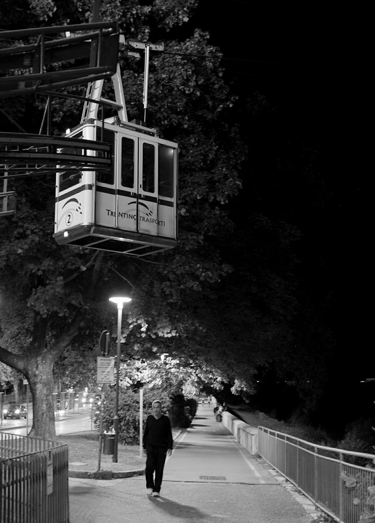 Trydent - miejska kolejka linowa