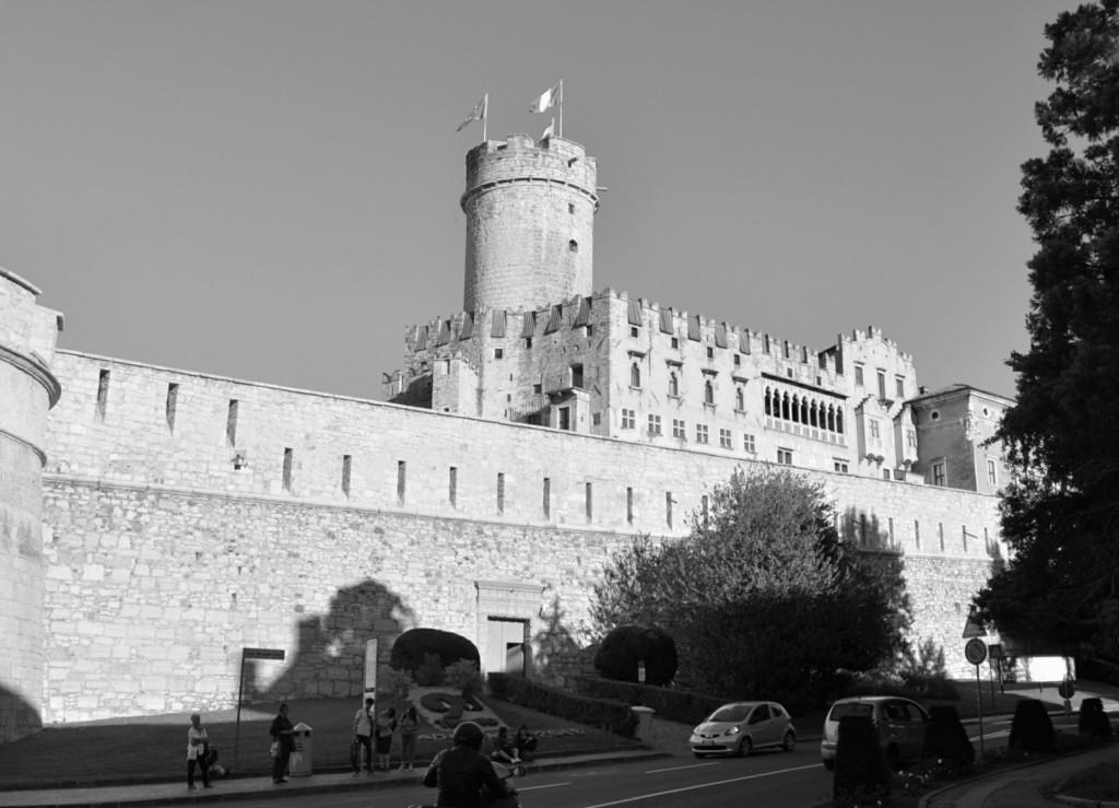 Trydent - zamek 1