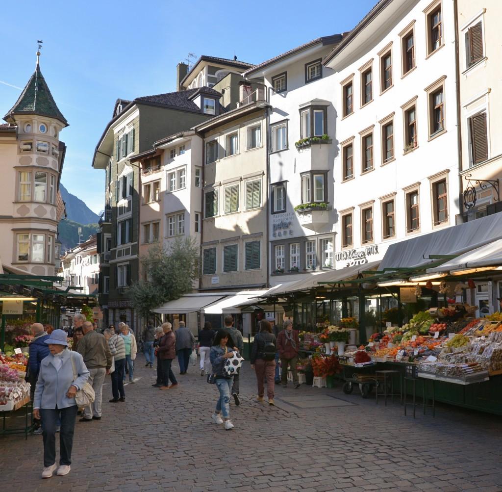 Bolzano - Starówka