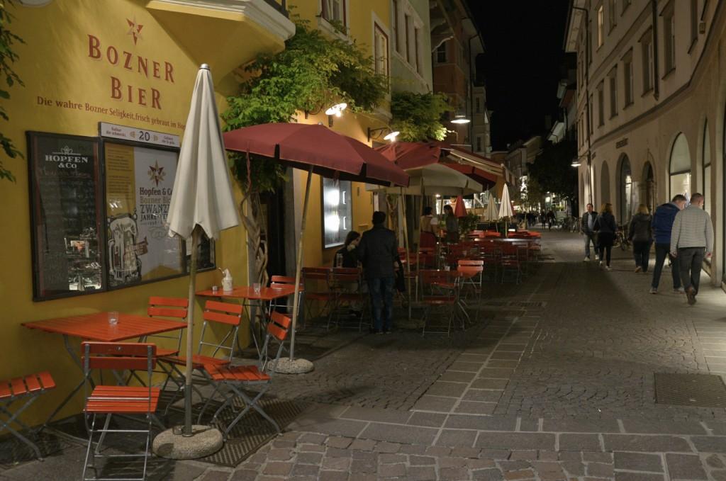 Bolzano - centrum