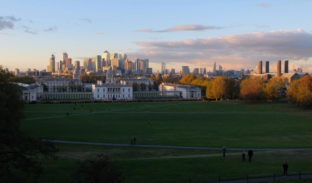 Panorama Greenwich