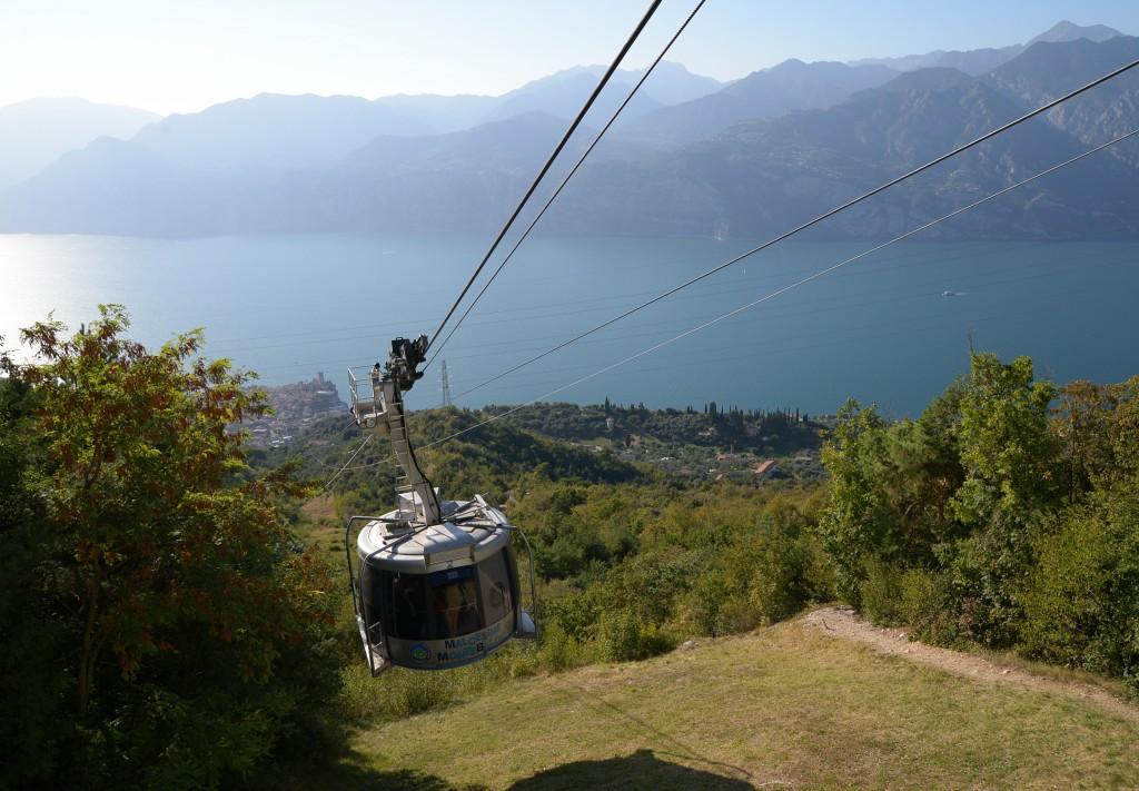 Kolejka gondolowa na Monte Baldo