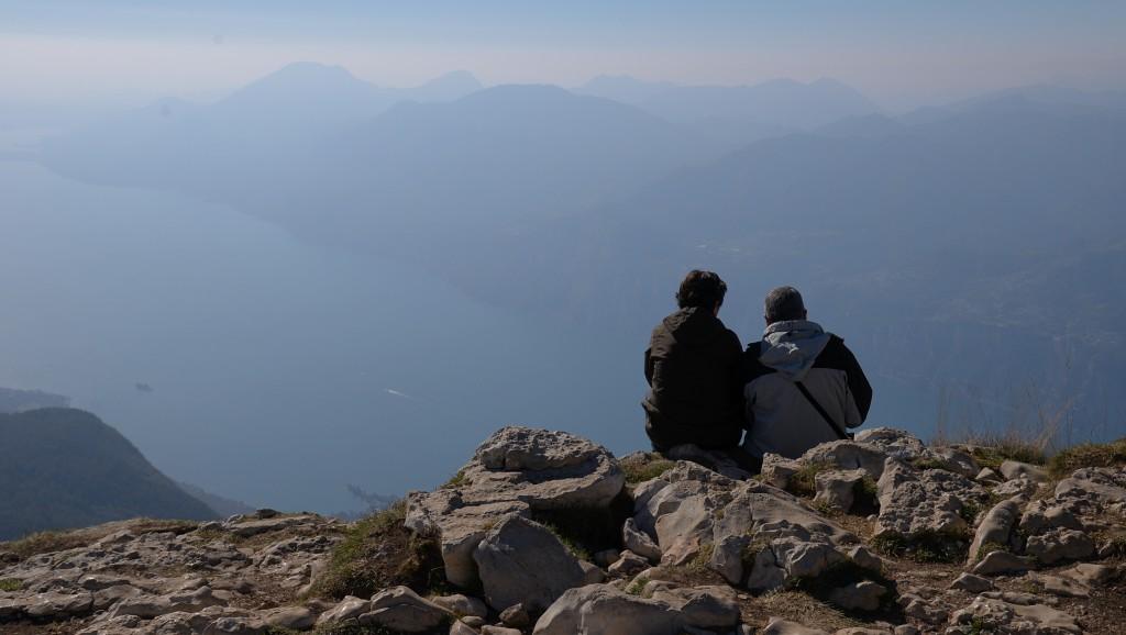 Panorama Jeziora Garda