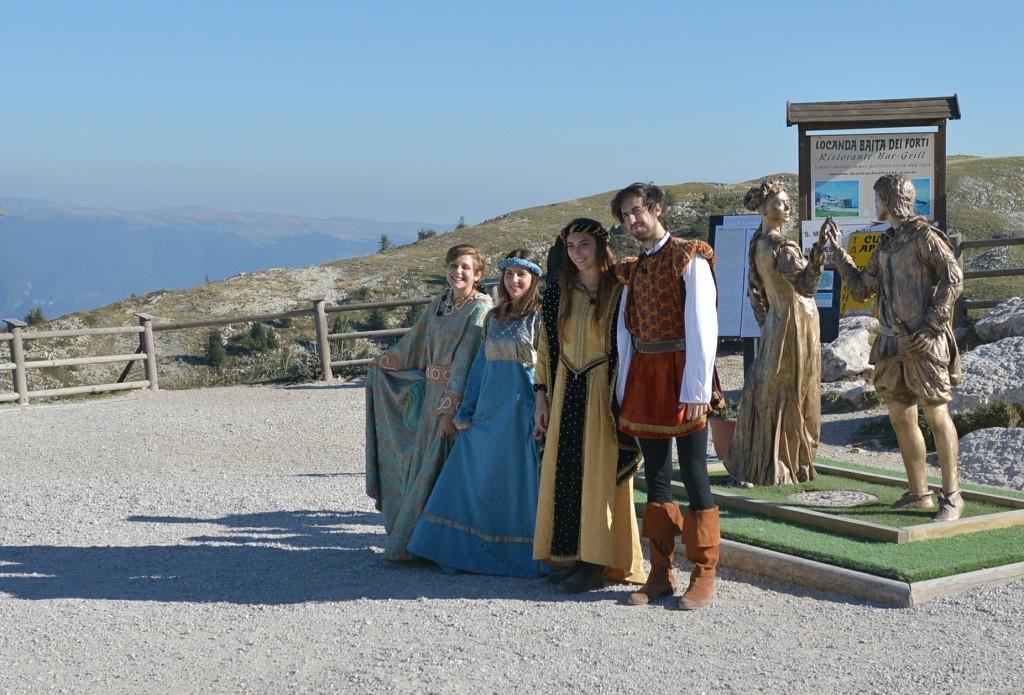 Romeo i Julia na Monte Baldo