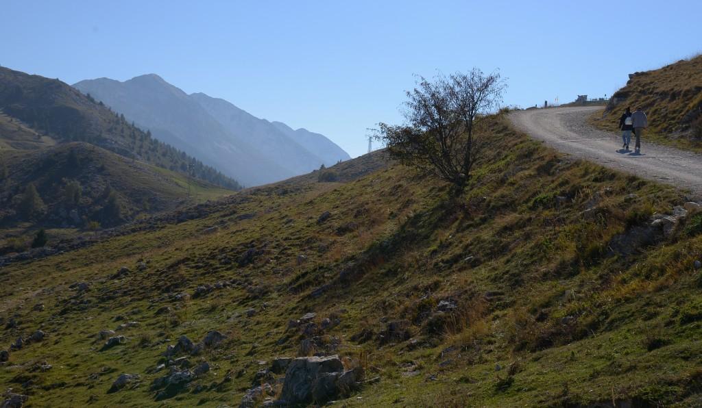 Spacer po Monte Baldo