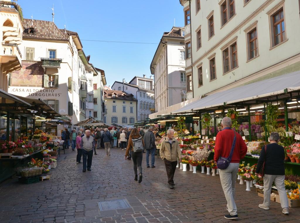 Targ w Bolzano
