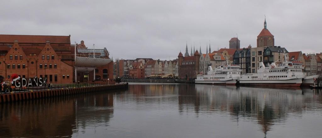 Motława, Gdańsk