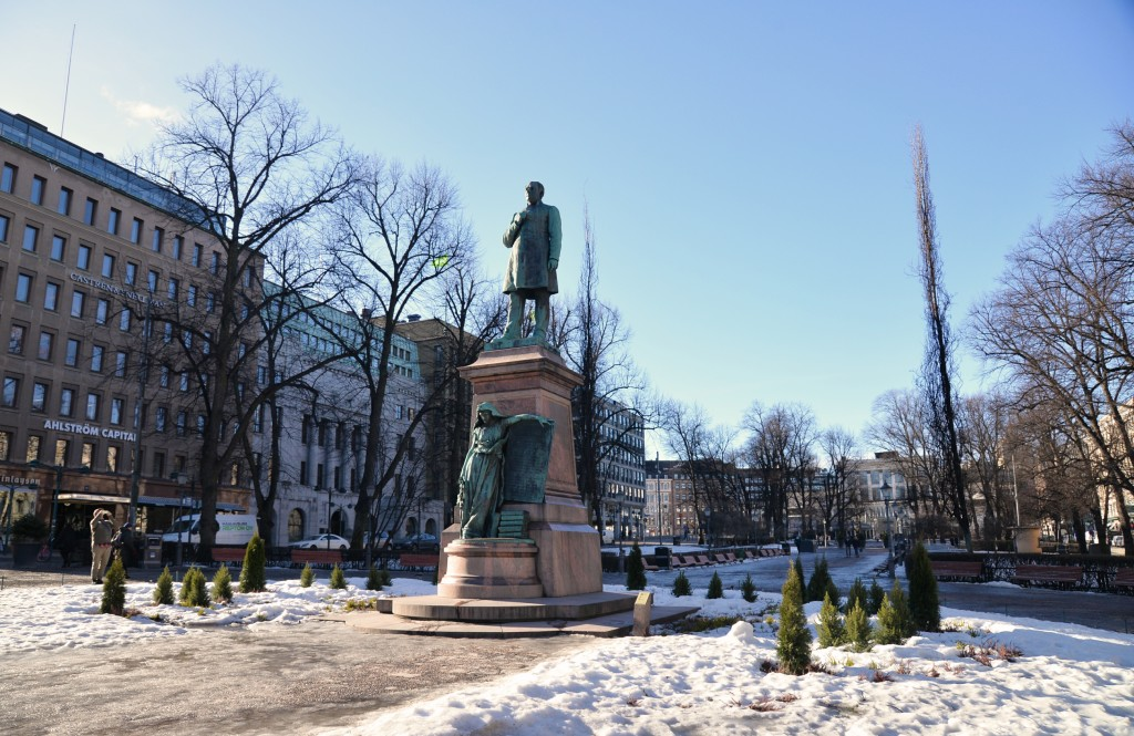 Helsinki centrum