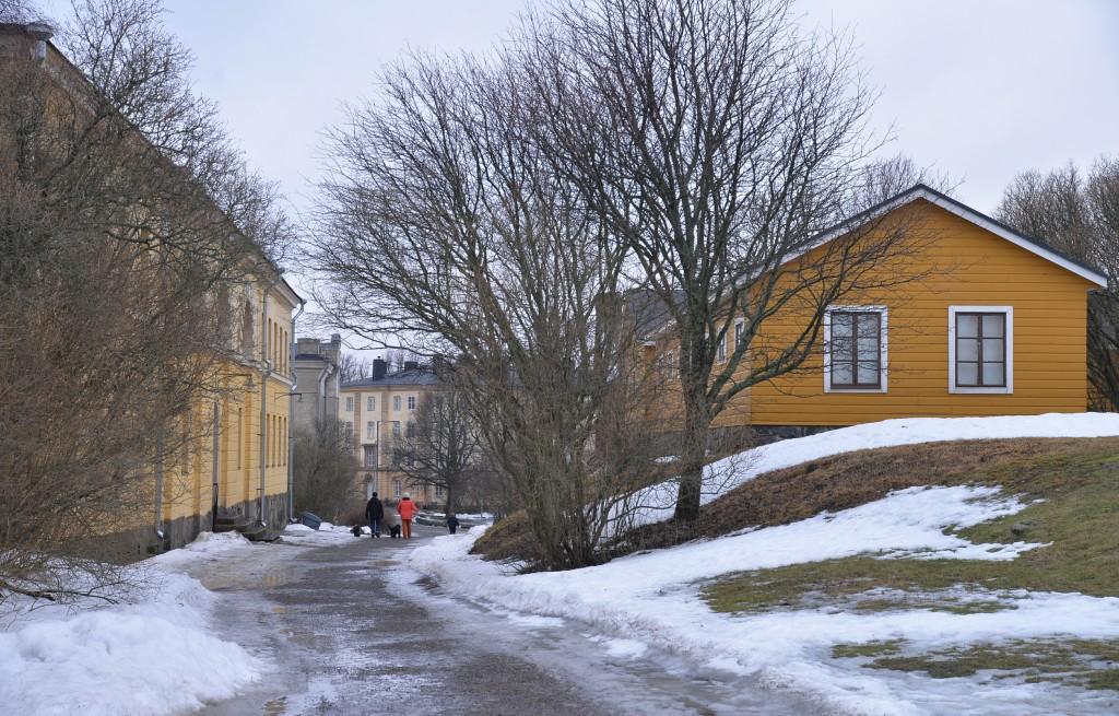 Helsinki wyspa 13