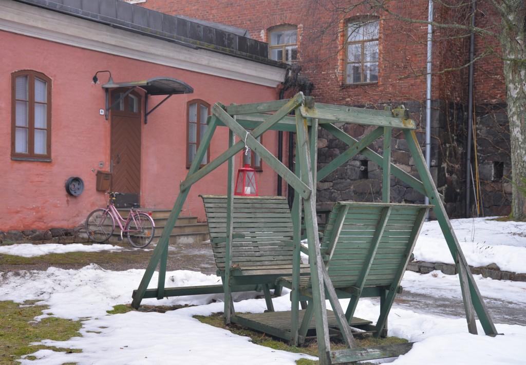 Helsinki wyspa 2