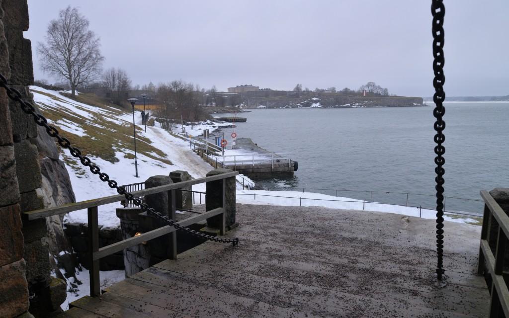 Helsinki wyspa 6