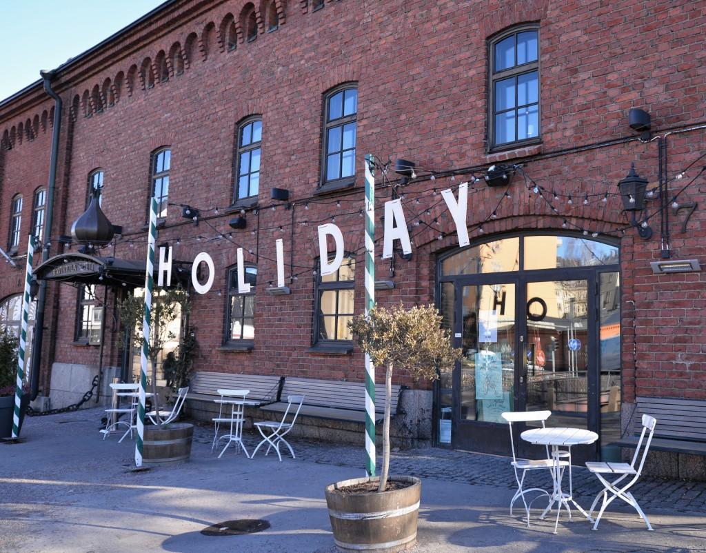Holiday Cafe, Helsinki